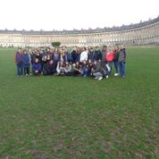 The Royal Crescent en Bath