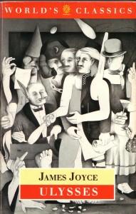 Edición del  Ulises de J. Joyce de 1922