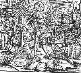 La Fama según Virgilio