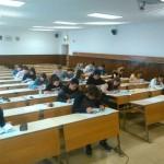 En  la prueba de Griego