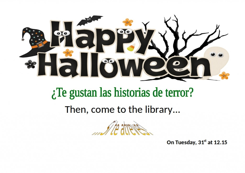 Halloween library1
