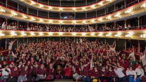 PLAYOFF de La Joven Compañía - Teatro Principal de Zaragoza