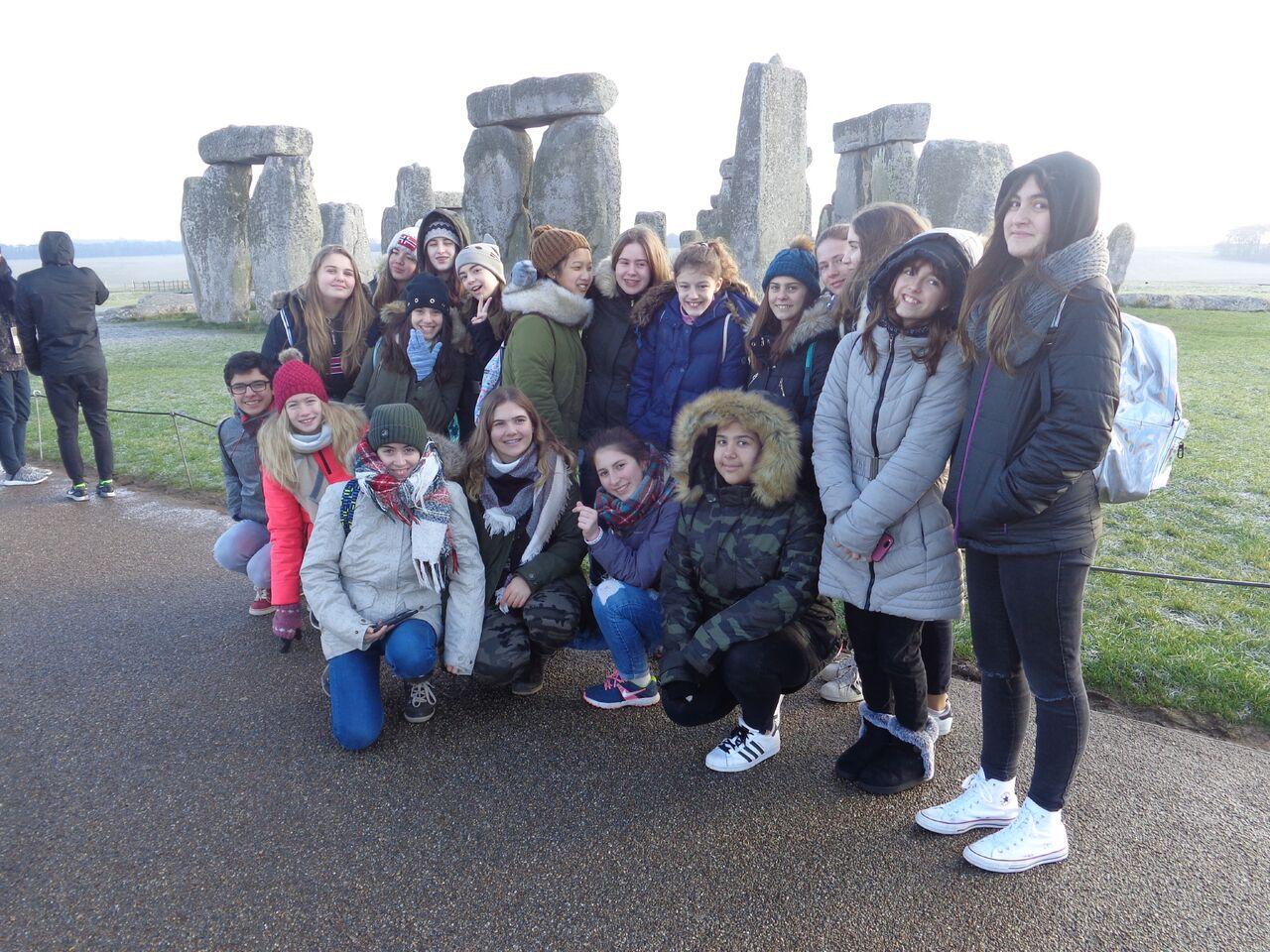 Stonehenge, como siempre, magnífico