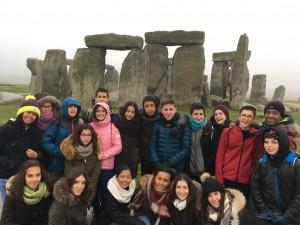 Pasamos un poco de frío pero mereció la pena visitar Stonehedge. Impresionante!